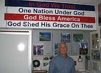 god-banners
