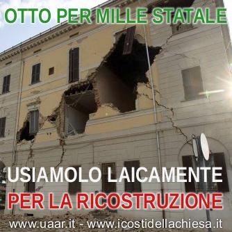 Otto per mille nero assenso - Otto per mille tavola valdese ...