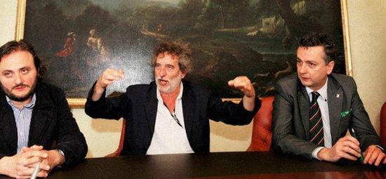 Roberto Andreucci, Renzo Martinelli, Edouard Ballaman