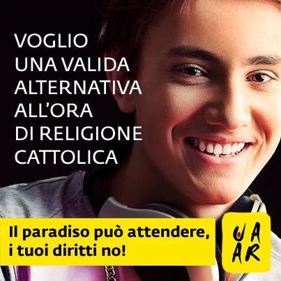 Campagna ora alternativa 2013