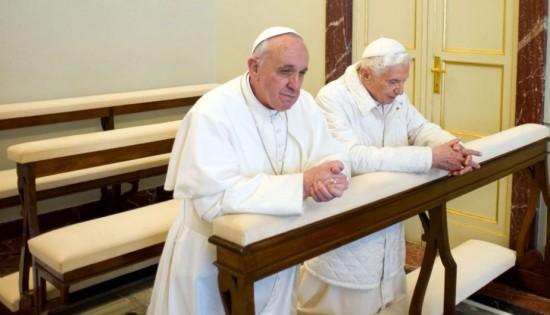 Bergoglio-Ratzinger
