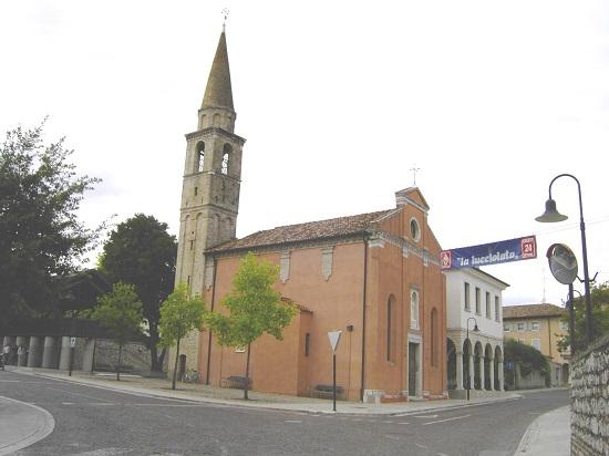 chiesa di porcia