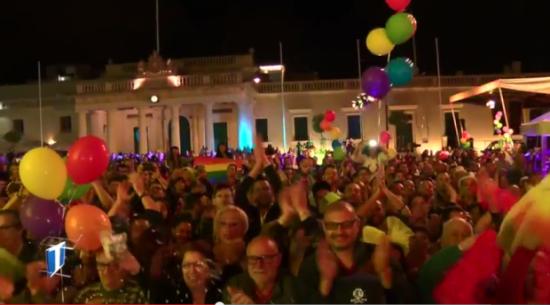 Malta-festa-unioni-civili