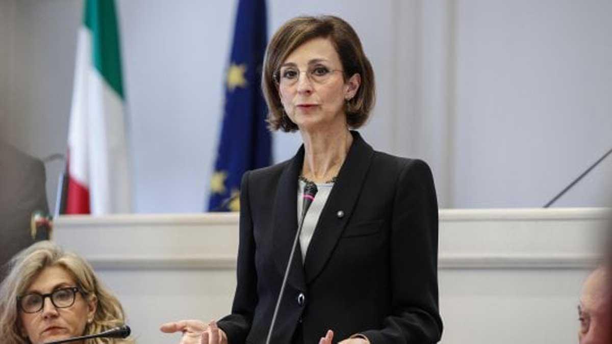 Presidente della corte costituzionale Marta Cartabia
