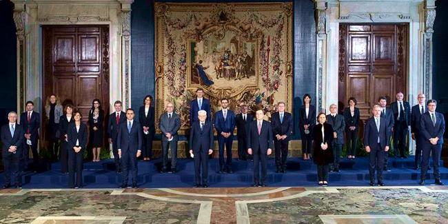 Governo Draghi (governo Cielle)